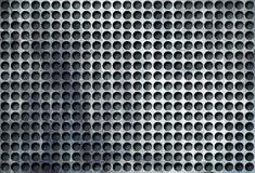 Metallic background Stock Photography