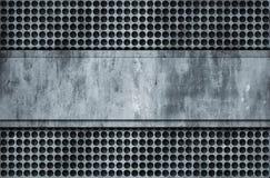 Metallic background Stock Photos