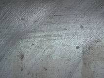 Metallic background. With disorderly scratch Royalty Free Stock Photography