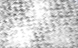 Metallic background. A  metallic abstract polygon background Royalty Free Stock Photography