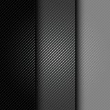Metallic background with carbon texture Royalty Free Stock Photos