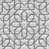 Metallic Background Pattern Stock Photo