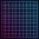 Metallic background with square pattern Stock Images