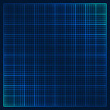 Metallic background with square pattern Stock Photos