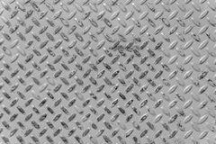 Metallic background. A steel plate with spikes as an abstract background. Royalty Free Stock Photos