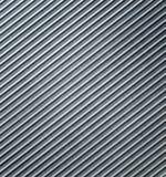 Metallic background. Striped aluminium texture Royalty Free Stock Photos