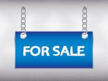 Metallic banner Royalty Free Stock Photo