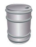 Metallic barrel Stock Photos