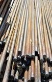 Metallic bars Stock Photo