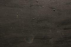 Metallic black background Stock Photo
