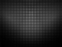 Metallic black checkered background Stock Photos