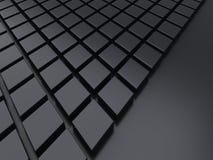 Metallic block background Stock Photography