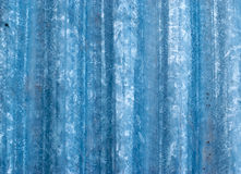 Metallic blue background Stock Images