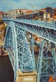 Metallic Bridge Royalty Free Stock Photo