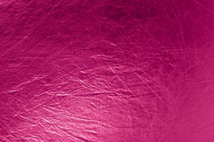 Metallic bright pink background Stock Images