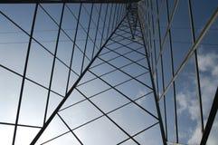 Metallic cage Stock Image