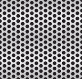 Metallic cell background Stock Image