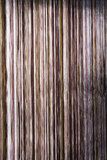 Metallic colour stripes background Stock Images