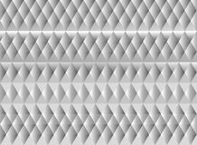 Metallic diamond background. Metallic polygon, diamond background style royalty free illustration