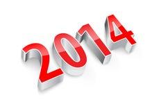 2014 metallic element Royalty Free Stock Images