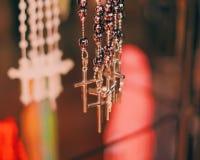 Metallic Faith royalty free stock photos