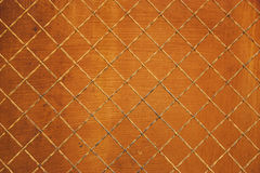Metallic fence background texture Stock Image