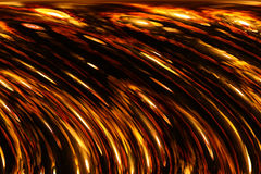 Metallic Firey Background Royalty Free Stock Photos