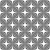 Metallic flowers seamless texture Stock Photo