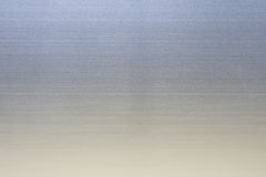 Metallic gradient background. Metal plate as a background image Royalty Free Stock Image