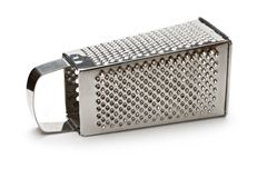Metallic grater Royalty Free Stock Photo