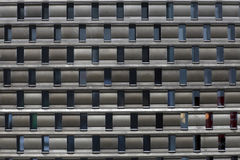 Metallic grating Royalty Free Stock Photos
