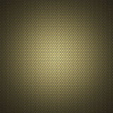 Metallic grid background. Gold metallic grid background, illustration Stock Image