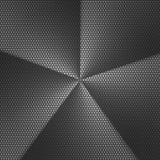 Metallic grid background Stock Photo