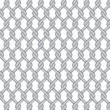 Metallic grill weave texture with white background,  Illus Royalty Free Stock Photo