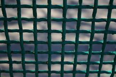 Metallic grille Royalty Free Stock Images