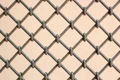 Metallic grille painted, texture, background Stock Photo