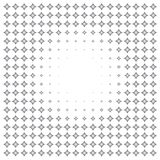 Metallic halftone for background Royalty Free Stock Photography