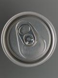 Metallic jar Royalty Free Stock Photo