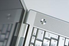 Metallic Laptop Stock Image