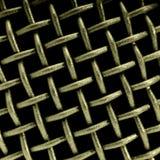 Metallic lattice Royalty Free Stock Photos