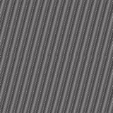 Metallic long waves Stock Photo