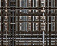 Metallic machinery Stock Photos