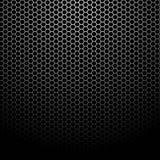 Metallic mesh. Texture of metallic mesh - Background Pattern, Vector Stock Photo