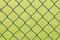 Metallic net Stock Photography