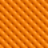 Metallic Orange Seamless Background Royalty Free Stock Photography