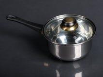 Metallic Pan Royalty Free Stock Images