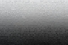 Metallic panel Royalty Free Stock Photos