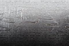 Metallic panel Royalty Free Stock Image