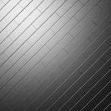 Metallic parquet flooring diagonal Stock Images