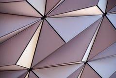 Metallic pattern Stock Photography